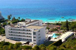 Kypr - Agia Napa na 6 až 8 dní, plná penze nebo polopenze s dopravou letecky z Prahy