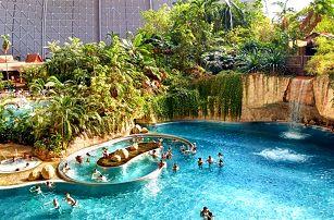 Celodenní zájezd pro 1 do aquaparku Tropical Islands v Německu