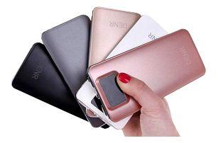 Elegantní power banka Smart 20800 mAh v různých barvách