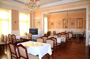 Louny pro dva v pokoji Standart či apartmá + snídaně a večeře