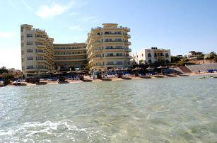 Egypt - Hurghada na 9 dní, all inclusive s dopravou letecky z Prahy