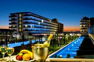 Turecko - Alanya na 5 až 8 dní, all inclusive s dopravou letecky z Pardubic nebo Prahy