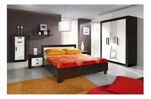 Ložnice STRAKOŠ C-01, postel 160 cm