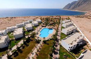 Egypt - Sharm El Sheikh na 8 až 11 dní, all inclusive nebo polopenze s dopravou letecky z Prahy