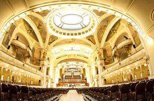 Symfonický galakoncert ve Smetanově síni