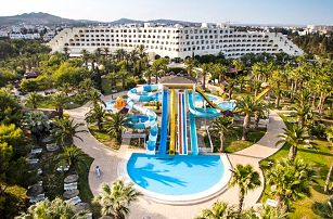 Tunisko - Hammamet na 15 dní, all inclusive s dopravou letecky z Brna
