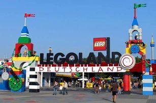 1denní zájezd pro 1 do LEGOLANDU Deutschland