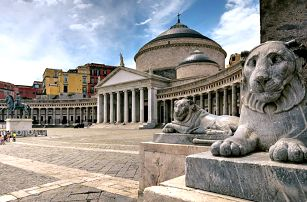 6 denní krásy jižní Itálie: Řím, Neapol, Pompeje, Vesuv a ostrov Capri se snídaní