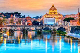 5denní poznávací zájezd pro 1 osobu do Itálie s koupáním na ostrově Capri