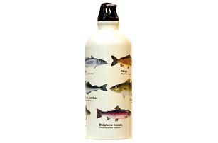 Lahev na vodu Gift Republic Multi Fish, 500 ml
