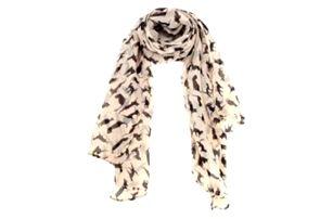 Šátek s motivem kočky
