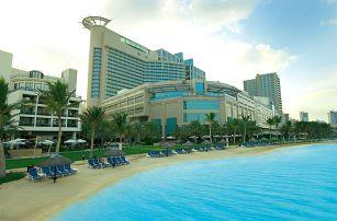 Spojené arabské emiráty - Abu Dhabi na 7 až 8 dní, plná penze nebo polopenze s dopravou letecky z Prahy