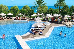 Amathus Beach - špičkový ultra all inclusive hotel pro náročné klienty
