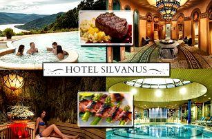 Maďarsko - Exkluzivní Hotel Silvanus**** s polopenzí a neomezeným wellness, po celý rok