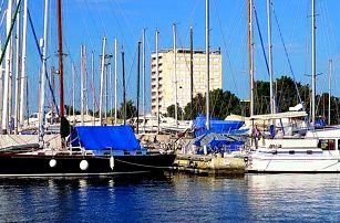 Chorvatsko - Umag na 10 dní, polopenze nebo polopenze s nápoji s dopravou autobusem
