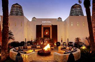 Maroko - Agadir na 15 dní, polopenze nebo snídaně s dopravou letecky z Prahy