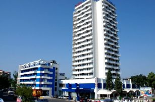 Bulharsko - Slunečné Pobřeží na 8 dní, all inclusive nebo polopenze s dopravou letecky z Prahy