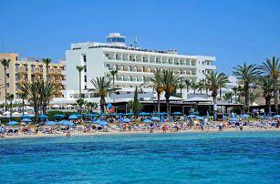 Kypr - Agia Napa na 6 až 11 dní, all inclusive s dopravou letecky z Prahy