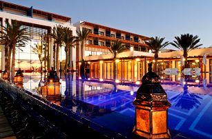 Maroko - Marrákeš na 6 až 8 dní, polopenze nebo snídaně s dopravou letecky z Prahy