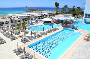 Kypr - Larnaca na 8 až 11 dní, plná penze nebo polopenze s dopravou letecky z Bratislavy
