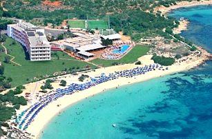 Kypr - Agia Napa na 8 dní, all inclusive, polopenze nebo ultra all inclusive s dopravou letecky z Prahy