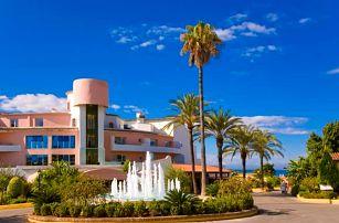 Španělsko - Costa Del Sol na 6 dní, all inclusive, polopenze nebo snídaně s dopravou letecky z Prahy