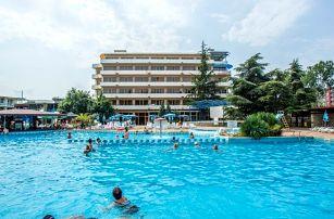 Bulharsko, Slunečné pobřeží, odlet Brno: PRIMA Hotel Continental***+ se snídaní