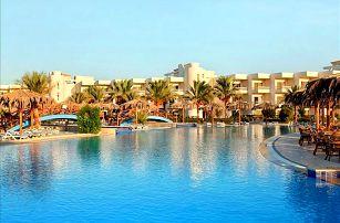 Egypt - Hurghada na 8 až 11 dní, all inclusive s dopravou letecky z Prahy