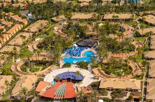 Kanárské ostrovy - Gran Canaria na 8 až 15 dní, all inclusive nebo polopenze s dopravou letecky z Prahy