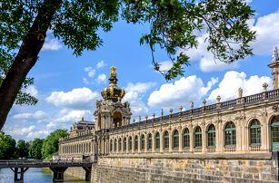 Výlet do Drážďan s nákupy nejen v Primarku