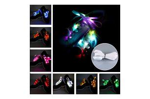 LED svítící tkaničky Party