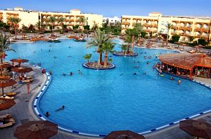 Egypt - Hurghada na 7 až 9 dní, all inclusive s dopravou letecky z Prahy