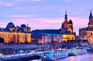 Hurá do Drážďan: doprava, plavba, večeře i hudba