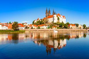 Míšeňské slavnosti vína a návštěva porcelánky | Jednodenní zájezd na velké slavnosti vína v Radebeulu