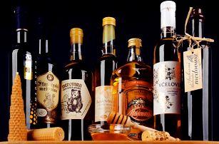 Výběrová degustace světově oceněných medovin