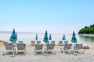 Chorvatsko - Baška voda, 8 dní pro 1 osobu v penzionu u moře