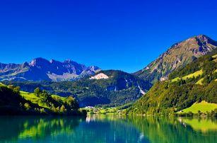 Alpy v českém penzionu u jezera Lunzer See