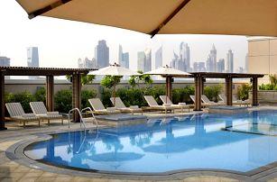 Spojené arabské emiráty - Dubai na 8 dní, plná penze, polopenze nebo snídaně s dopravou Prahy nebo letecky