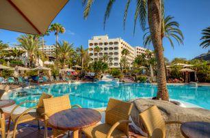 Kanárské ostrovy - Gran Canaria na 11 až 15 dní, all inclusive nebo polopenze s dopravou letecky z Prahy