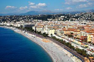 Azurové pobřeží, Monako a Provence v 5 denním zájezdu se snídaní