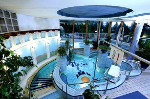 Maďarsko, Hévíz - all inclusive - Danubius Health Spa Resort Aqua s neomezeným wellness