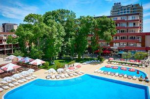 Bulharsko - Slunečné Pobřeží na 8 až 11 dní, all inclusive s dopravou letecky z Bratislavy nebo Brna