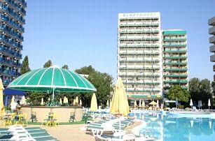 Bulharsko - Slunečné Pobřeží na 8 až 12 dní, polopenze nebo snídaně s dopravou Bratislavy nebo letecky z Prahy