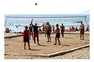 Baška voda na 7 nocí pro 1 osobu v mobilhomu poblíž pláže