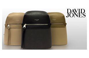 Elegantní dámské batůžky David Jones