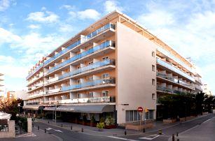 Španělsko - Costa Brava na 10 dní, all inclusive, plná penze nebo polopenze s dopravou autobusem