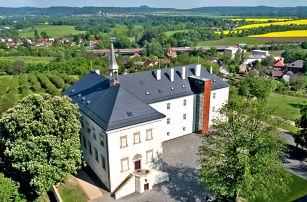 Pobyt na zámku Svijany: piknik, prohlídka i hra