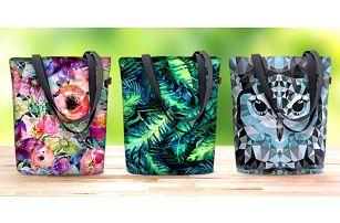Ekologické kabelky s impregnací proti vlhkosti