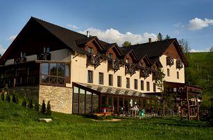 Hotel Kempa*** v Beskydech s wellness a polopenzí