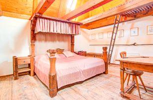 Romantický pobyt v Rezidenci Věž Jičín